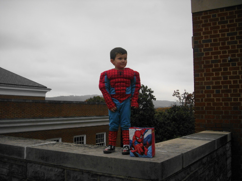 Isaac-spiderman1
