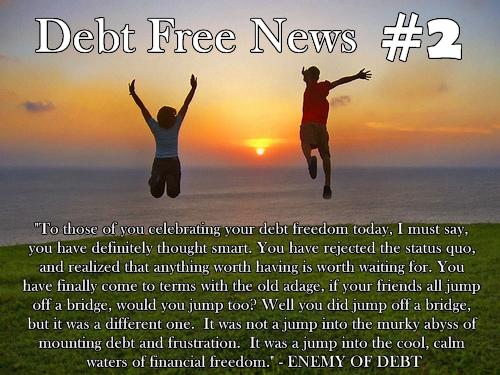 Debt Free News2