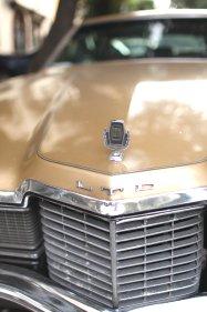 The big LTD was my first California car.