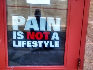 Pain Lifestyle