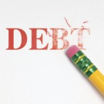 get out of debt steps how to