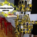 money abroad