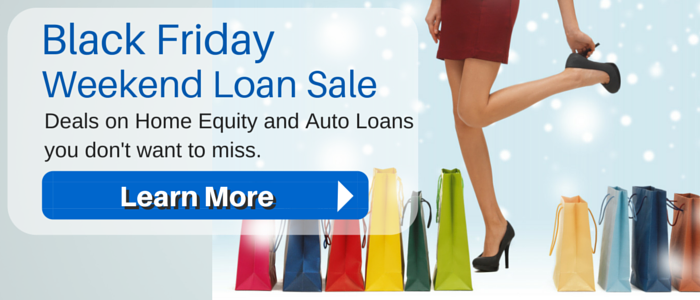 Black Friday Loan Special