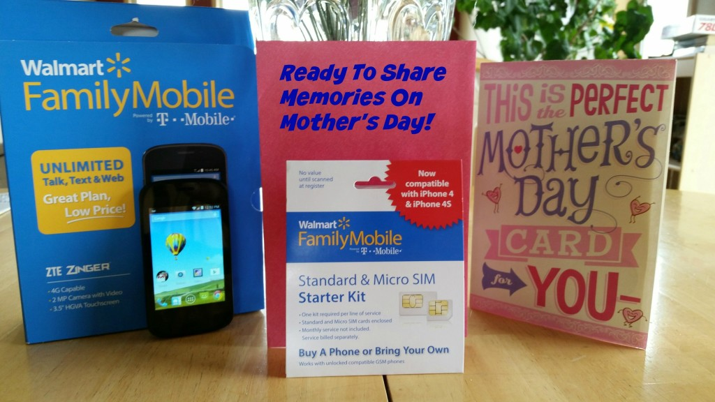 Sharing Memories On Mother's Day Using The Lowest Priced