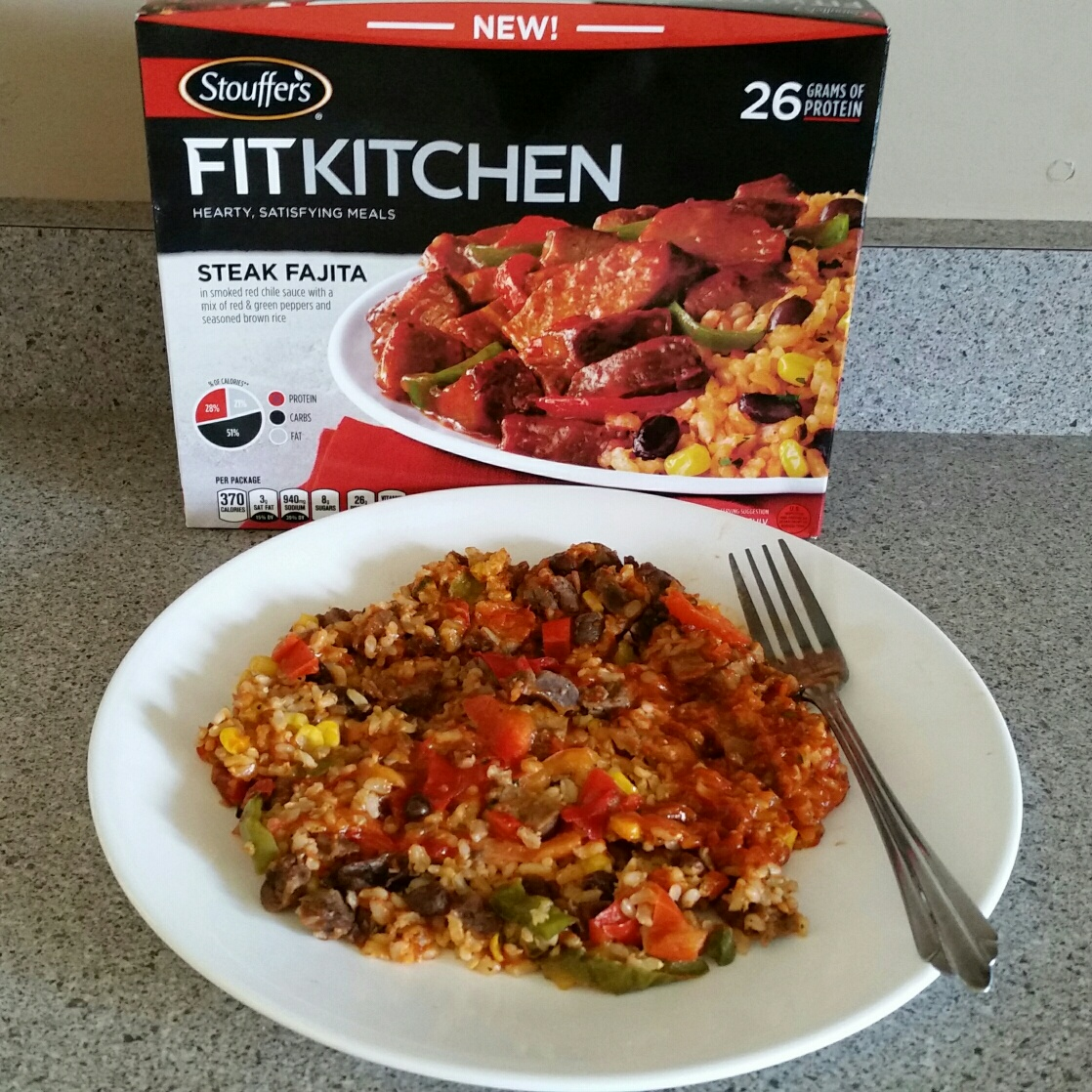 Fit Kitchen: Pack A Satisfying Protein Punch With Affordable STOUFFER'S